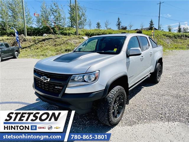 2018 Chevrolet Colorado ZR2 (Stk: B1316) in Hinton - Image 1 of 19