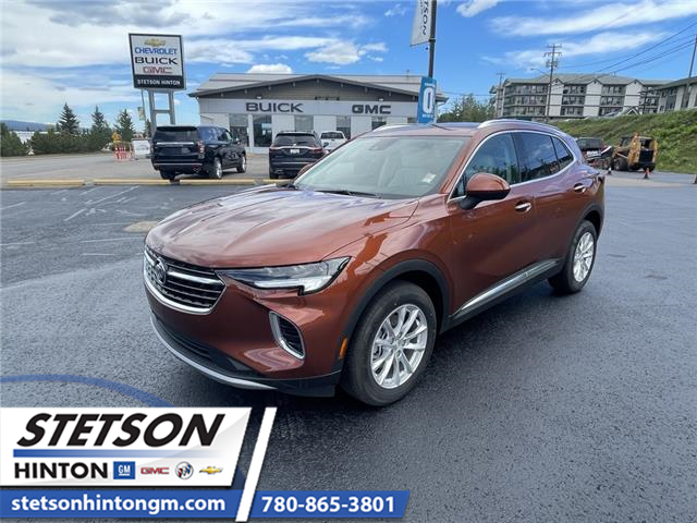 2021 Buick Envision Preferred (Stk: 21-211) in Hinton - Image 1 of 22