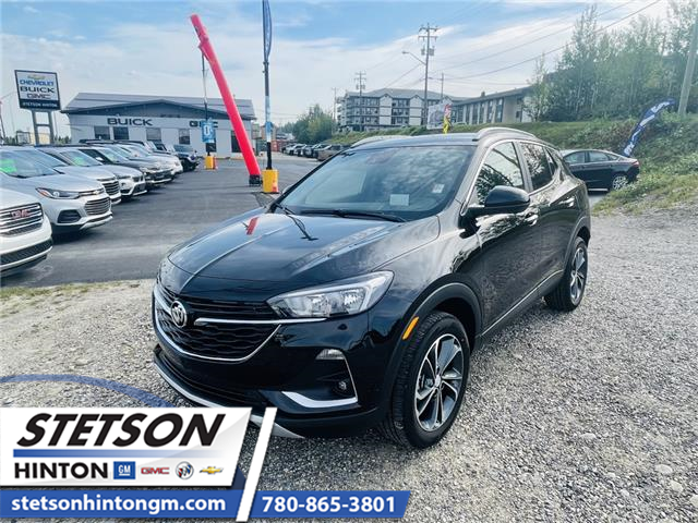 2021 Buick Encore GX Select (Stk: 21-223) in Hinton - Image 1 of 22