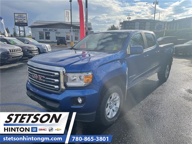 2018 GMC Canyon  (Stk: 21-004A) in Hinton - Image 1 of 21