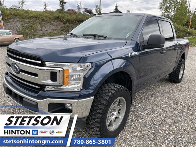 2019 Ford F-150  (Stk: 21-190B) in Hinton - Image 1 of 14