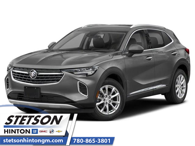 2021 Buick Envision Preferred (Stk: 21-227) in Hinton - Image 1 of 9
