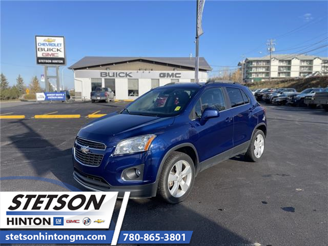 2014 Chevrolet Trax LTZ (Stk: 21-099A) in Hinton - Image 1 of 20