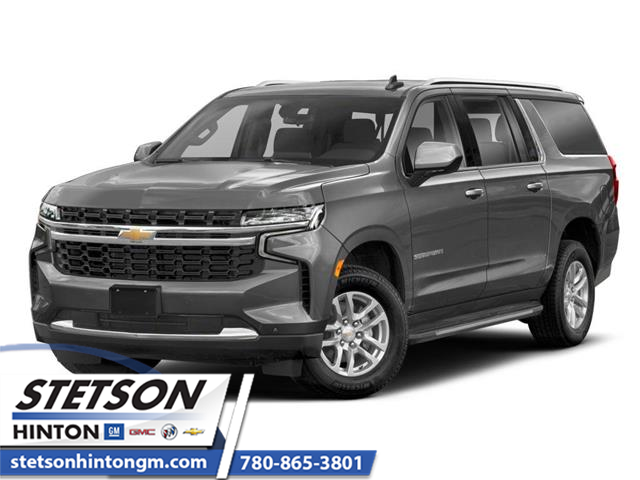 2022 Chevrolet Suburban RST (Stk: 22-007) in Hinton - Image 1 of 9