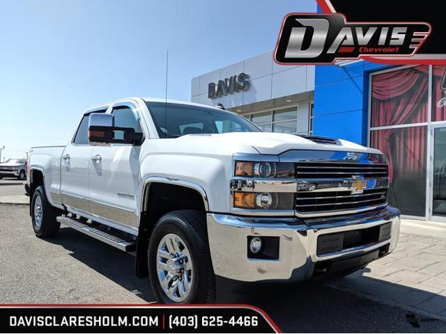 2017 Chevrolet Silverado 3500HD LTZ (Stk: 177069) in Claresholm - Image 1 of 23