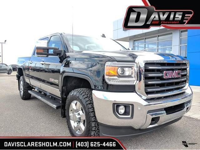 2015 GMC Sierra 2500HD SLT (Stk: 153993) in Claresholm - Image 1 of 24