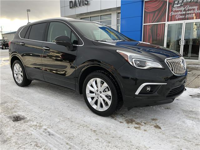 2017 Buick Envision Premium I (Stk: 176396) in Claresholm - Image 1 of 21
