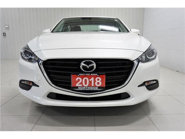 2018 Mazda Mazda3 GX (Stk: M18311A) in Sault Ste. Marie - Image 2 of 19