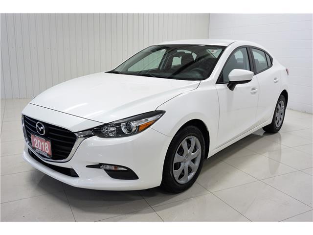 2018 Mazda Mazda3 GX (Stk: M18311A) in Sault Ste. Marie - Image 1 of 19
