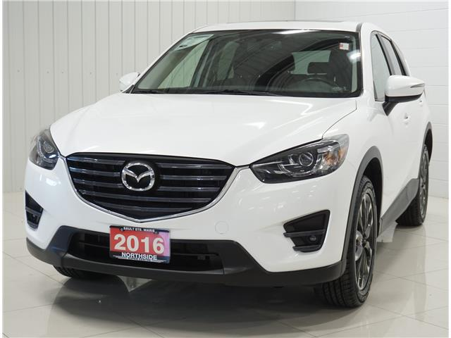 2016 Mazda CX-5 GT (Stk: MP0573) in Sault Ste. Marie - Image 1 of 21