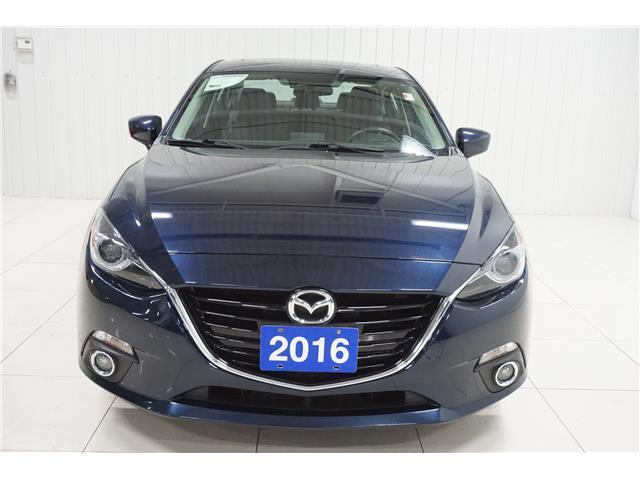 2016 Mazda Mazda3 GT (Stk: M19234A) in Sault Ste. Marie - Image 2 of 16