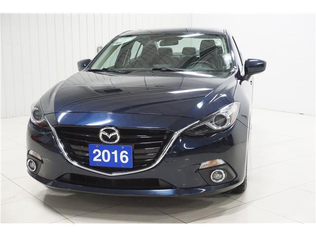 2016 Mazda Mazda3 GT (Stk: M19234A) in Sault Ste. Marie - Image 1 of 16