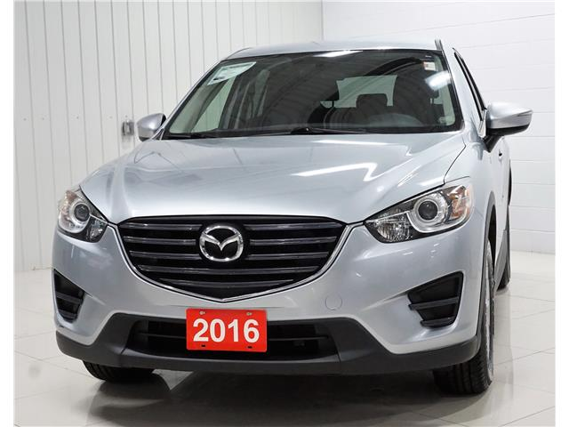 2016 Mazda CX-5 GX (Stk: M19188A) in Sault Ste. Marie - Image 1 of 22