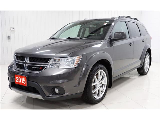 2015 Dodge Journey SXT (Stk: M19024A) in Sault Ste. Marie - Image 2 of 22