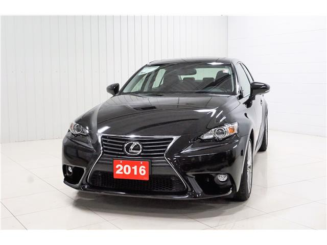 2016 Lexus IS 300 Base (Stk: MP0596) in Sault Ste. Marie - Image 1 of 26
