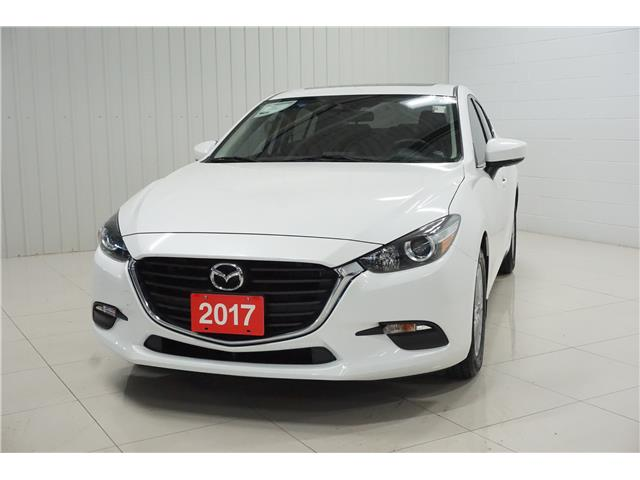 2017 Mazda Mazda3 GS (Stk: MP0598) in Sault Ste. Marie - Image 1 of 22