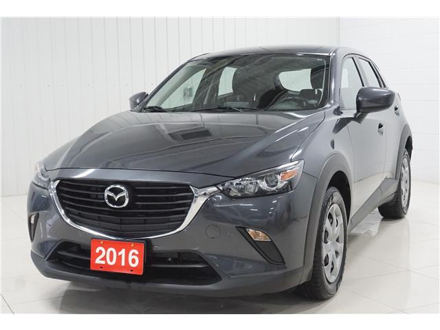 2016 Mazda CX-3 GX (Stk: MP0562A) in Sault Ste. Marie - Image 1 of 20