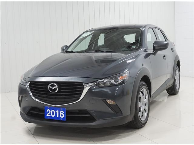 2016 Mazda CX-3 GX (Stk: MP0612) in Sault Ste. Marie - Image 1 of 20