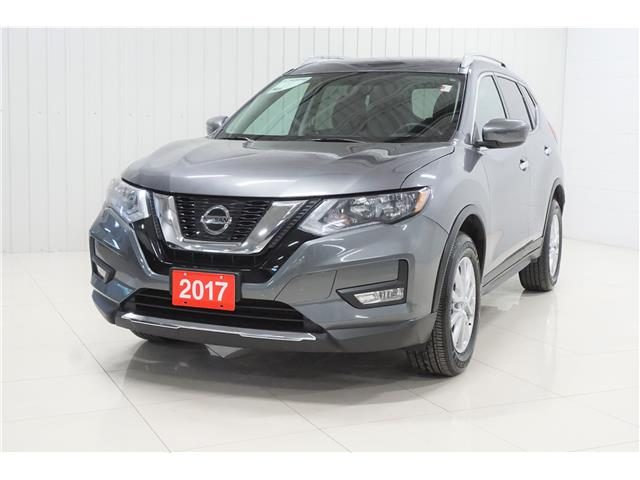 2017 Nissan Rogue SV (Stk: M20010A) in Sault Ste. Marie - Image 1 of 19