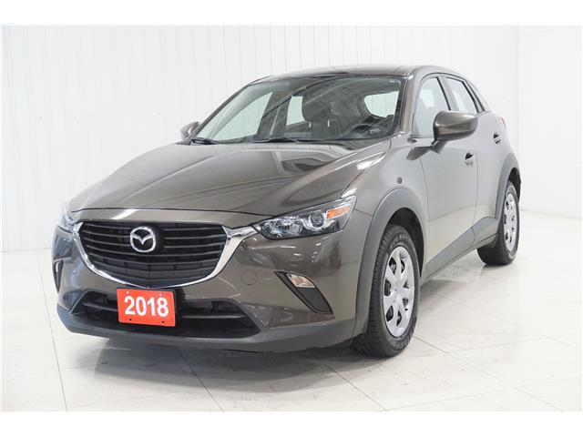 2018 Mazda CX-3 GX (Stk: M20088A) in Sault Ste. Marie - Image 1 of 17