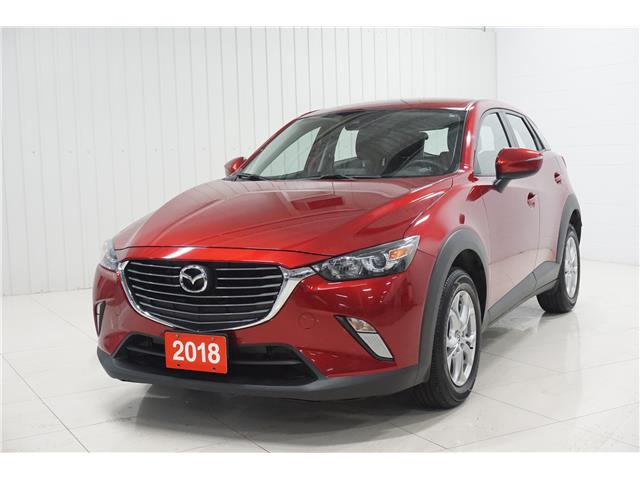 2018 Mazda CX-3 50th Anniversary Edition (Stk: MP0630) in Sault Ste. Marie - Image 1 of 18