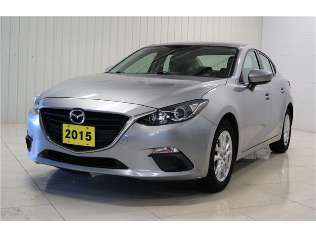 2015 Mazda Mazda3 GS (Stk: M20118A) in Sault Ste. Marie - Image 1 of 14