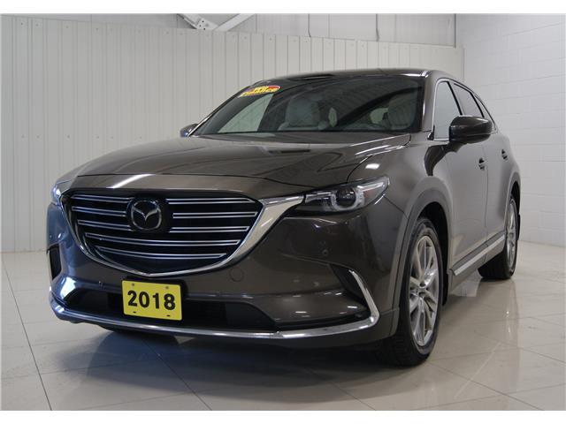 2018 Mazda CX-9 GT (Stk: MP0639) in Sault Ste. Marie - Image 1 of 21