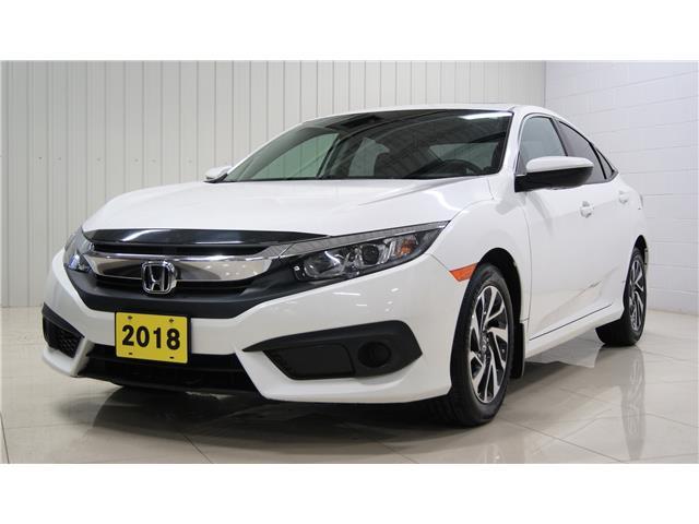 2018 Honda Civic EX (Stk: MP0654) in Sault Ste. Marie - Image 1 of 19