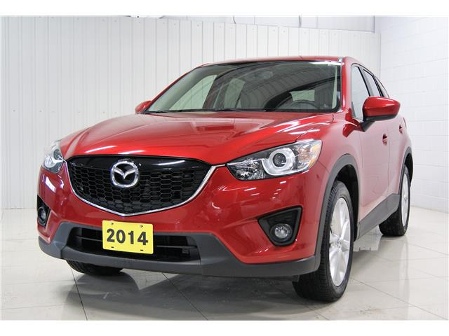 2014 Mazda CX-5 GT (Stk: M20166A) in Sault Ste. Marie - Image 1 of 20