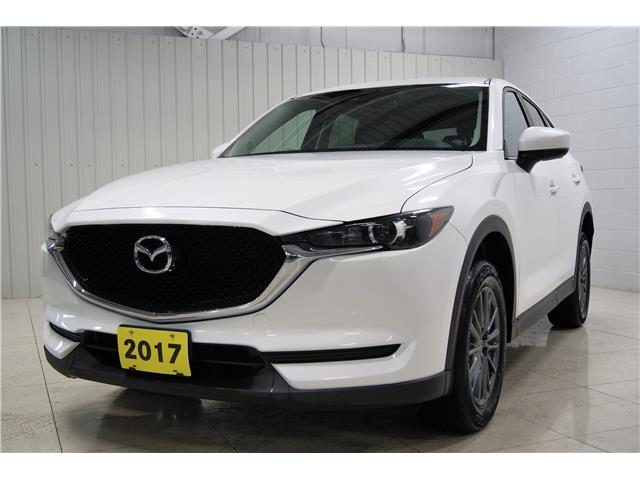 2017 Mazda CX-5 GS (Stk: MP0657) in Sault Ste. Marie - Image 1 of 19