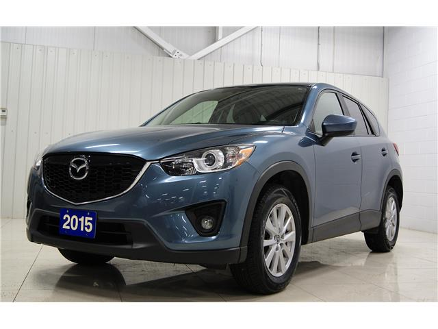 2015 Mazda CX-5 GS (Stk: M20157A) in Sault Ste. Marie - Image 1 of 17