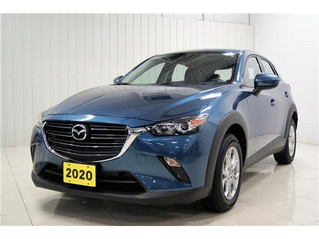 2020 Mazda CX-3 GS (Stk: M20063A) in Sault Ste. Marie - Image 1 of 15