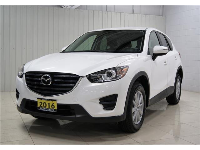 2016 Mazda CX-5 GX (Stk: MP0672) in Sault Ste. Marie - Image 1 of 14