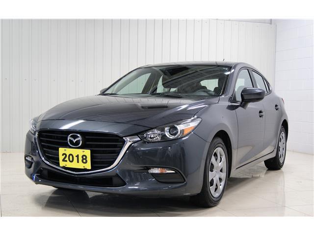 2018 Mazda Mazda3 Sport GX (Stk: MP0677) in Sault Ste. Marie - Image 1 of 16