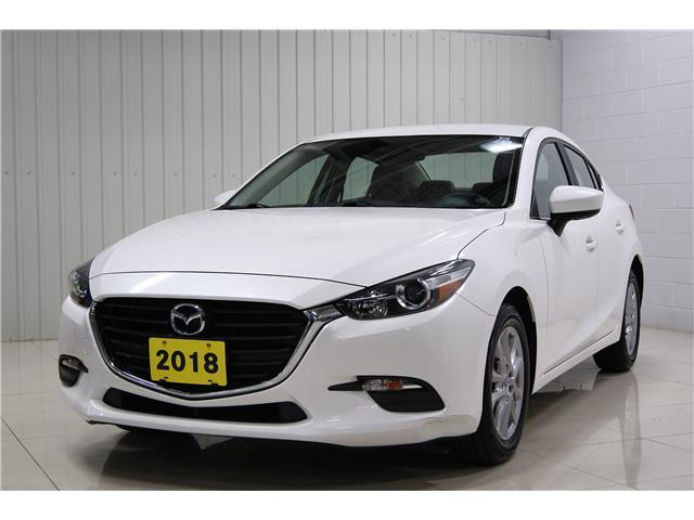2018 Mazda Mazda3 50th Anniversary Edition (Stk: H20045B) in Sault Ste. Marie - Image 1 of 16