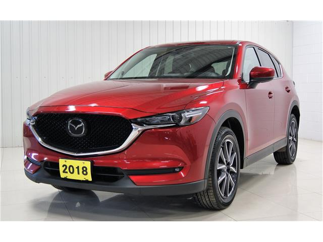 2018 Mazda CX-5 GT (Stk: M21060A) in Sault Ste. Marie - Image 1 of 17