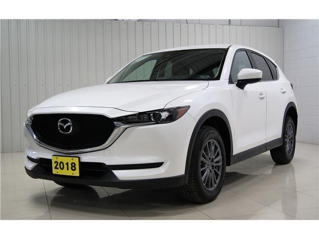 2018 Mazda CX-5 GX (Stk: MP0711) in Sault Ste. Marie - Image 1 of 16