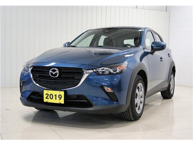 2019 Mazda CX-3 GX (Stk: M20156A) in Sault Ste. Marie - Image 1 of 16