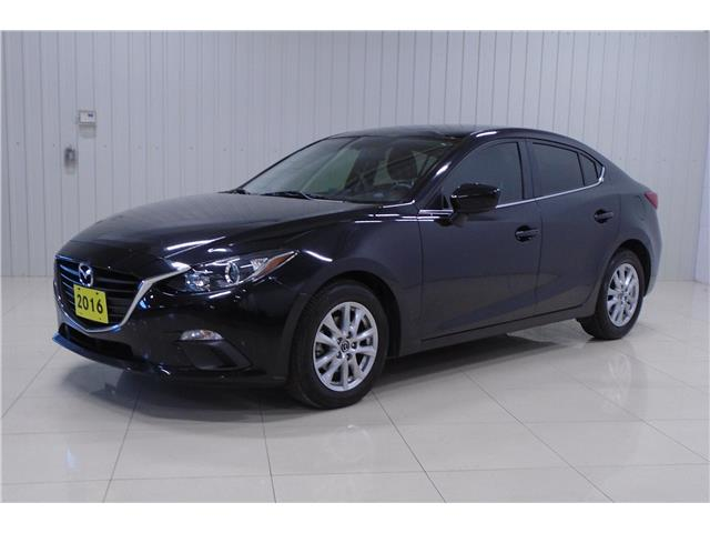 2016 Mazda Mazda3 GS (Stk: MP0743) in Sault Ste. Marie - Image 1 of 14