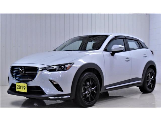 2019 Mazda CX-3 GT (Stk: M21206A) in Sault Ste. Marie - Image 1 of 13