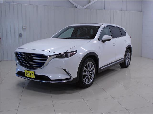 2019 Mazda CX-9 Signature (Stk: MP0744) in Sault Ste. Marie - Image 1 of 15