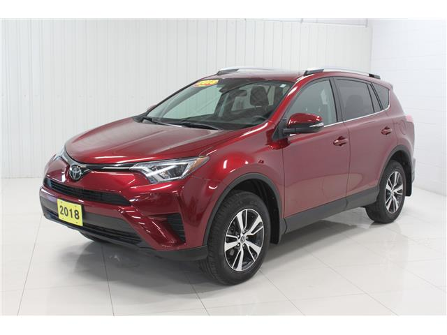 2018 Toyota RAV4 LE (Stk: P6458) in Sault Ste. Marie - Image 1 of 15