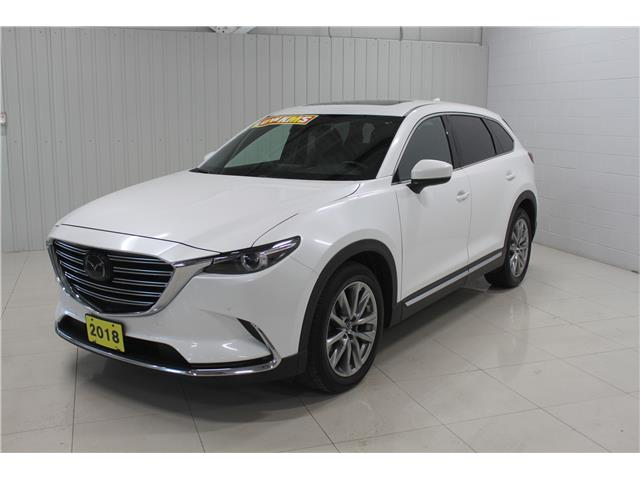 2018 Mazda CX-9 GT (Stk: M21150A) in Sault Ste. Marie - Image 1 of 17