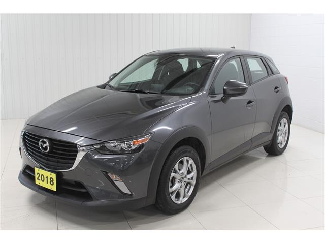 2018 Mazda CX-3 GS (Stk: MP0756) in Sault Ste. Marie - Image 1 of 15