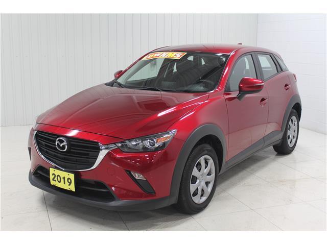 2019 Mazda CX-3 GX (Stk: M21181A) in Sault Ste. Marie - Image 1 of 15