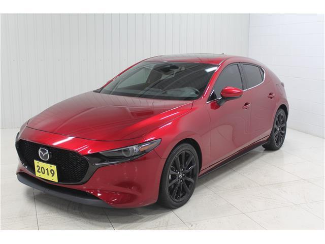2019 Mazda Mazda3 Sport GT (Stk: MP0770) in Sault Ste. Marie - Image 1 of 14