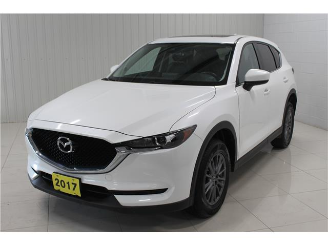 2017 Mazda CX-5 GS (Stk: MP0777) in Sault Ste. Marie - Image 1 of 14