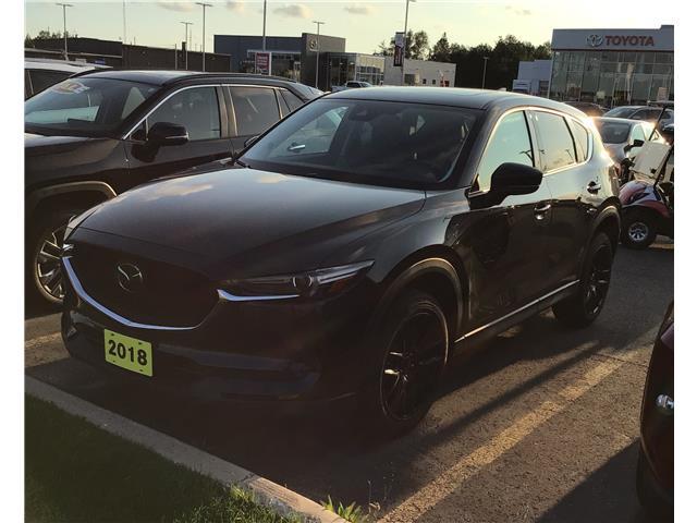 2018 Mazda CX-5 GT (Stk: MP0790) in Sault Ste. Marie - Image 1 of 1