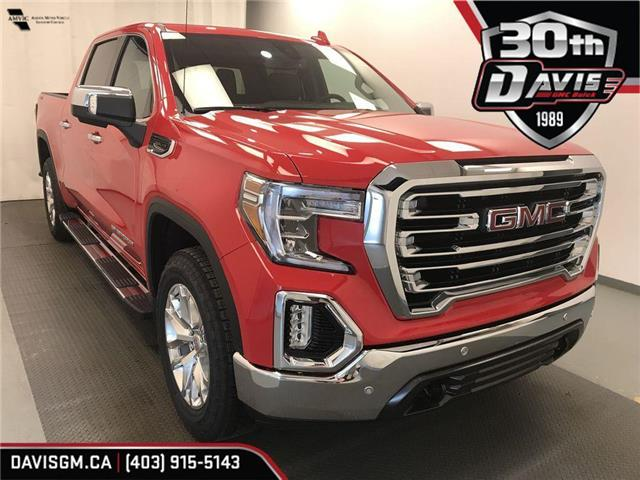 2019 GMC Sierra 1500 SLT (Stk: 205534) in Lethbridge - Image 1 of 36