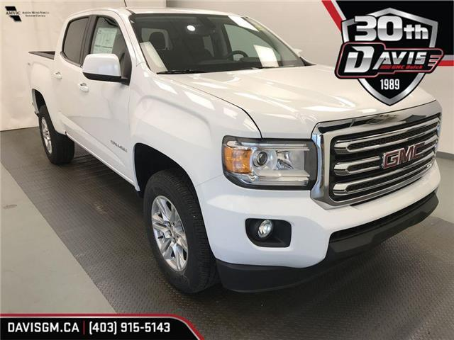 2019 GMC Canyon SLE (Stk: 204975) in Lethbridge - Image 1 of 35